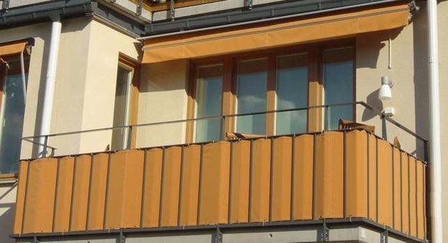 H�r kan du m�ttanpassa ditt balkongskydd exakt s� som du vill ha det. Prisv�rt och effektivt!